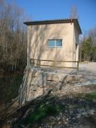 Renovació de canonada de transport, nova captació i impulsió en el riu Llobregat. TM Gironella, Casserres i Olvan