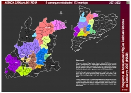 Programa de Sanejament d'Aigües Residuals Urbanes de Catalunya 2001 (PSARU)