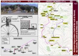 Abastament d'aigua potable a Castell de Mur: nuclis de Vilamolat, Mur i Collmorter. TM Castell de Mur