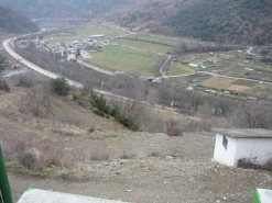 Nou dipòsit d'aigua potable al nucli d'Anserall (Alt Urgell)