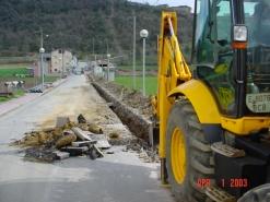 Millora integral del sistema d'abastament d'aigua en alta a Montferrer, Aravell i Bellestar. 1ª fase. TM Montferrer i Castellbó