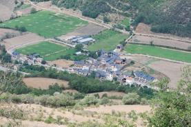 Legalització de les captacions als nuclis d'Anserall i d'Argolell. TM Valls de Valira