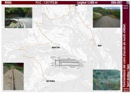 Pavimentació del camí d'accés als nuclis d'Albet, Sant Andreu i Seix