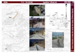 Camí d'accés a Casa Camp de Llessui (Pallars Sobirà)