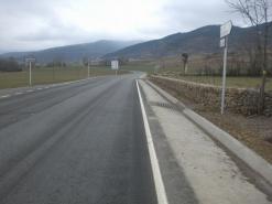 Condicionament de la carretera GIV-4033b, d'Alp a Prats. La Cerdanya