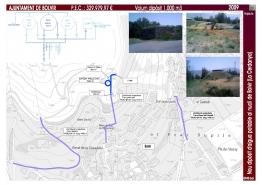 Nou dipòsit d'aigua potable al nucli de Bolvir (La Cerdanya)