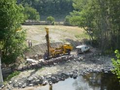 Nou abastament d'aigua als nuclis de Bar i Toloriu. TM Pont de Bar