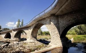 Reforç estructural, ampliació i reurbanització del Pont d'Arfa i els voltants. Fase 1 i 3